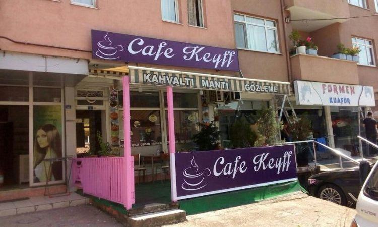 İSTANBUL YOL AYRIMINDA DEVREN KİRALIK CAFE